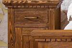 Holzstruktur-antik-hell Image