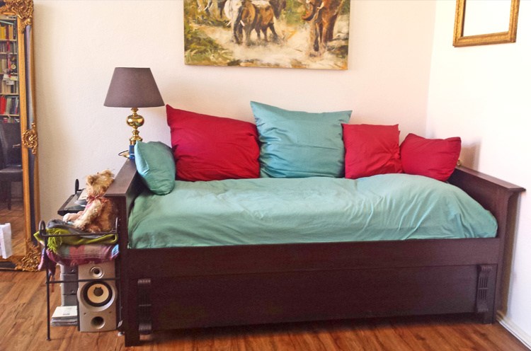 Möbel in Kolonial - kirschfarben