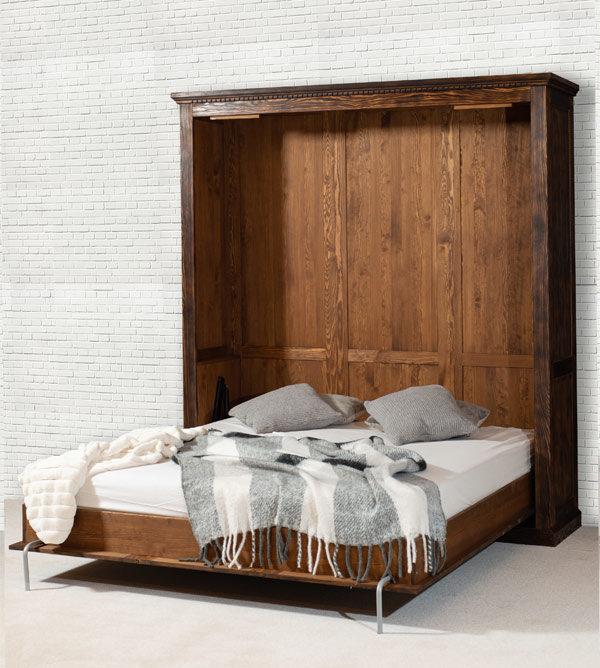 Schrankbett 100x200 cm klassisch