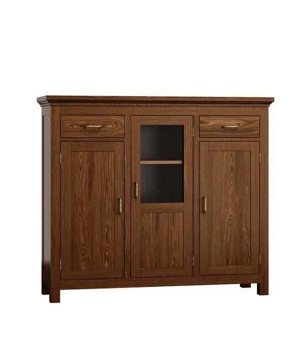 Buffetschrank klein massiv Holz Kiefer Sideboard