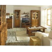 Couchtisch Wohnzimmermöbel massiv Holz Kiefer