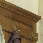 Flurgarderobe rustikal massiv Holz Kiefer