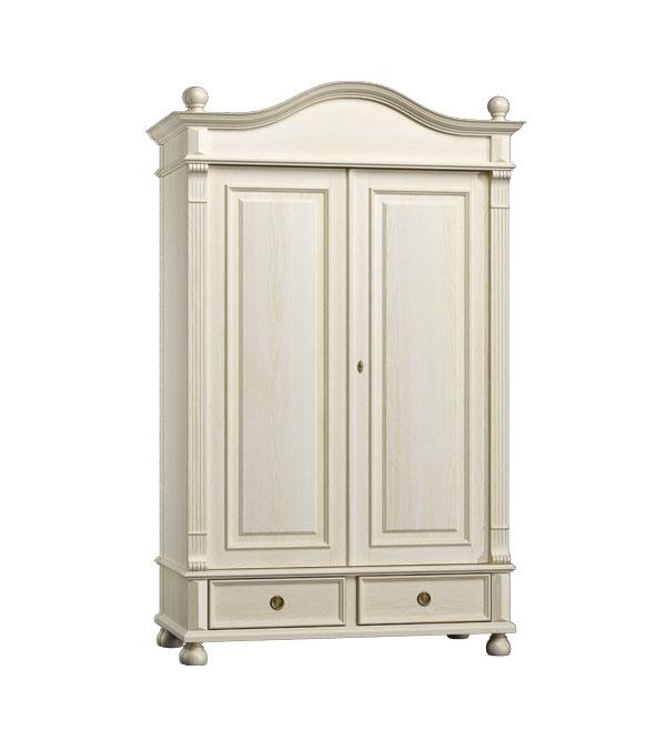 landhaus garderobenschrank klein 2 t rig ohne spiegel. Black Bedroom Furniture Sets. Home Design Ideas