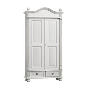 Garderobe in Naturwachs im Landhausstil Peronne