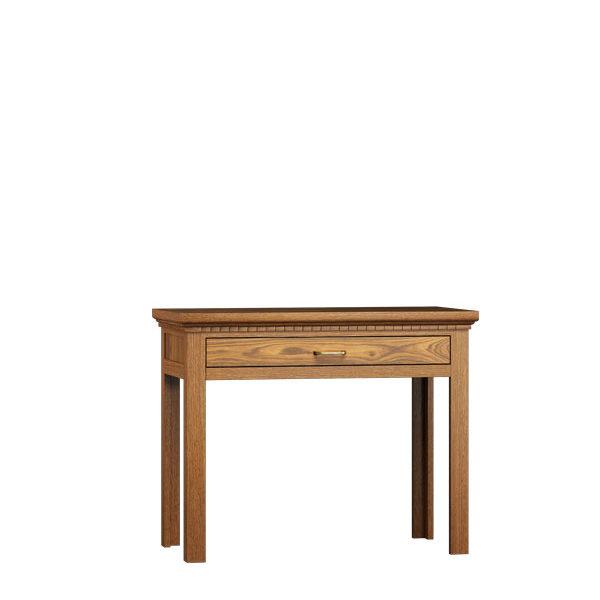Holztisch mit Schublade Massivholzmöbel