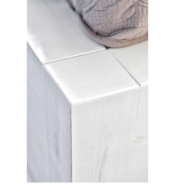 massivholzbett 140x200 cm schlicht lattenrost 4 schubladen optional massiv aus holz. Black Bedroom Furniture Sets. Home Design Ideas