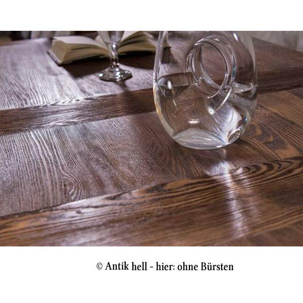 Massivholzmöbel Antik hell braun
