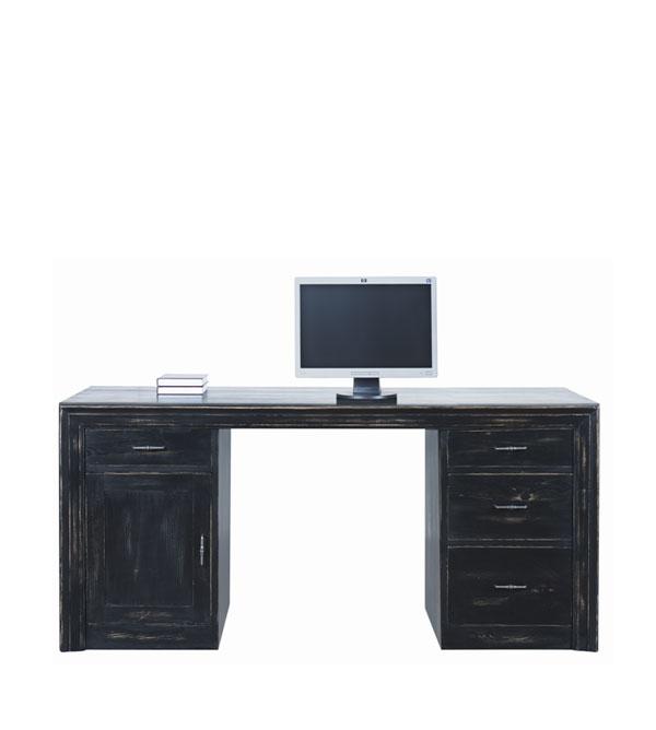 schreibtisch modern collection schublade tastaturauszug. Black Bedroom Furniture Sets. Home Design Ideas