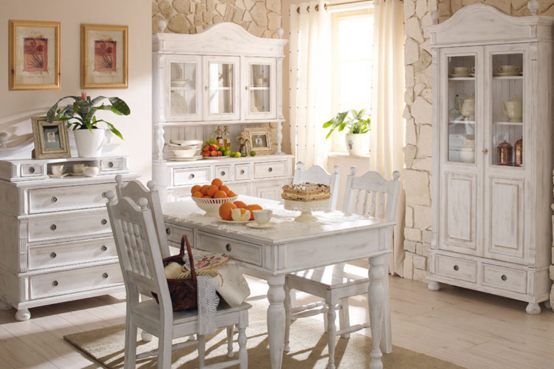 shabby chic stil ein charmanter wohntrend massiv aus holz. Black Bedroom Furniture Sets. Home Design Ideas