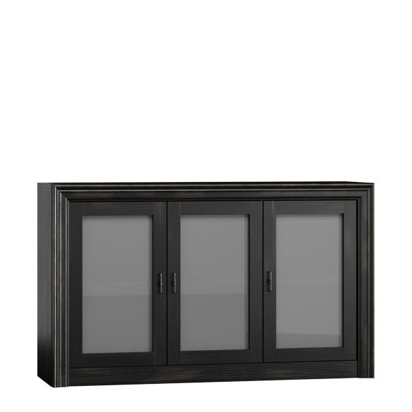 Wohnzimmerschrank Mit Glastüren Modern Collection