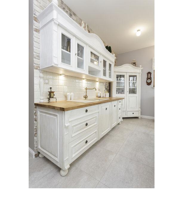 landhaus buffetschrank klein 3 t rig 3 schubladen massiv. Black Bedroom Furniture Sets. Home Design Ideas