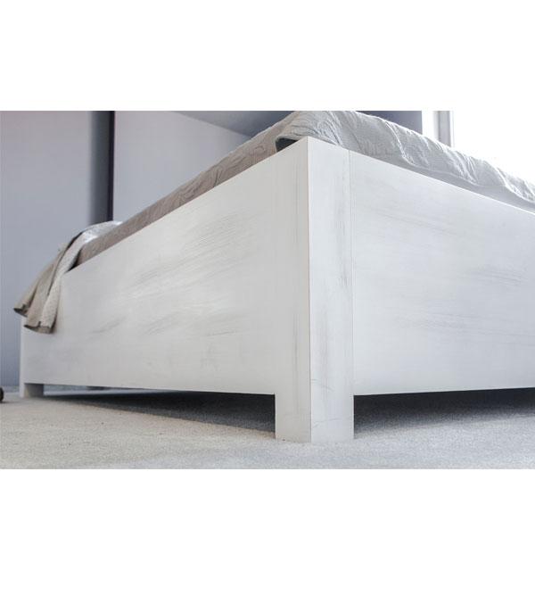 einzelbett 90x200 cm schlicht lattenrost 2 schubladen. Black Bedroom Furniture Sets. Home Design Ideas