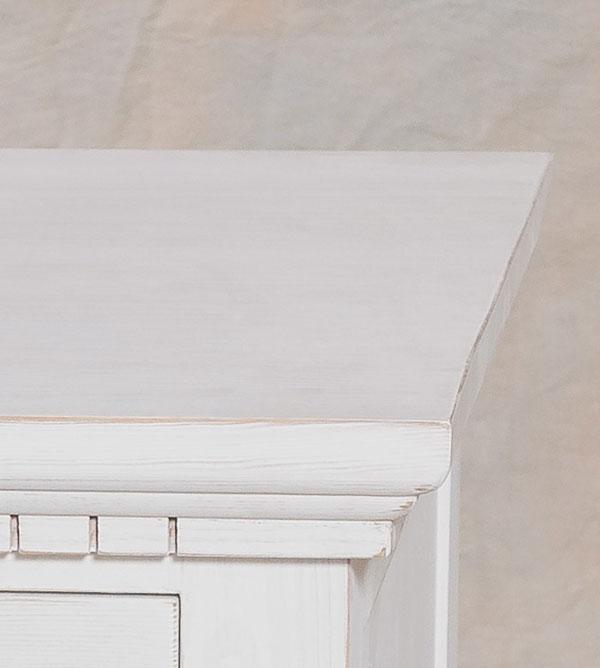 sideboard mit aufsatz gro 3 t rig mit 3 schubladen massiv aus holz. Black Bedroom Furniture Sets. Home Design Ideas