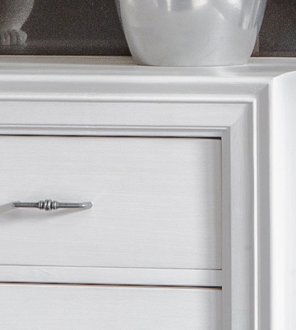 Massivholzmöbel sideboard modern  Sideboard mit Glastüren 3 Schubladen modern collection - MASSIV AUS HOLZ