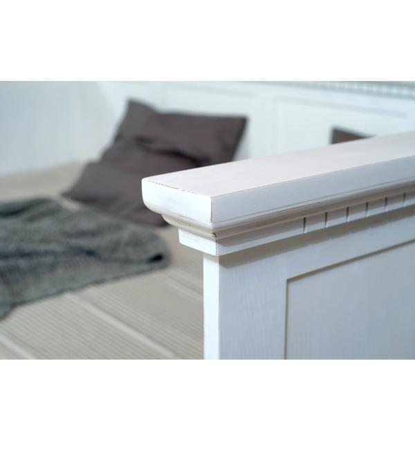 Wohnzimmer Bett mit Lehne