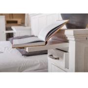 Schlafzimmer Nachtschrak massiv Kiefer