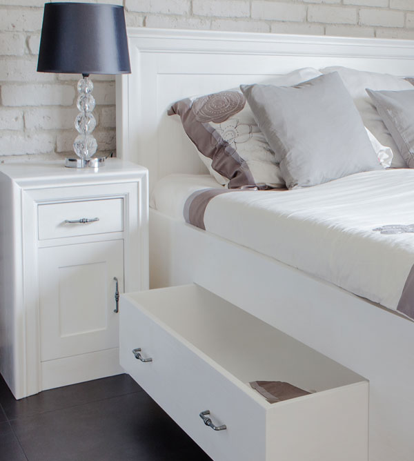 einzelbett 100x200 cm modern lattenrost 2 schubladen. Black Bedroom Furniture Sets. Home Design Ideas
