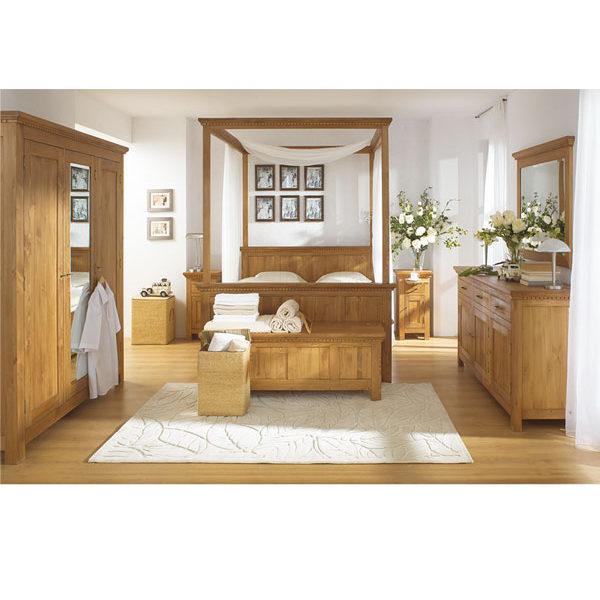 Schlafzimmerschrank Massivholzmöbel