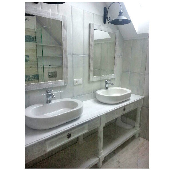 Waschbeckenunterschrank nach Maß Badmöbel