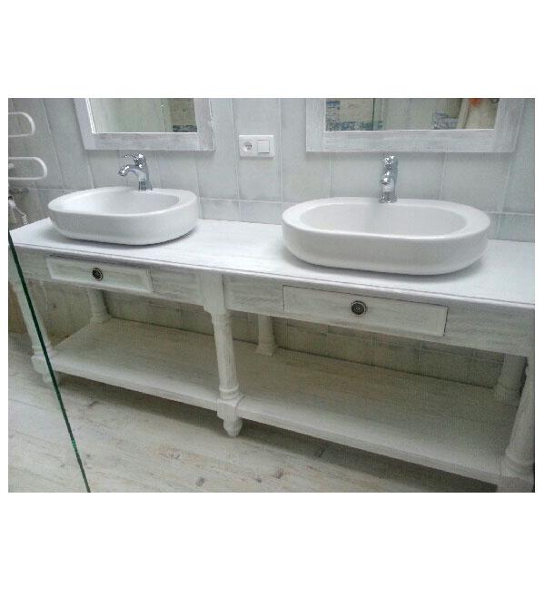 waschbeckenunterschrank nach ma massiv aus holz. Black Bedroom Furniture Sets. Home Design Ideas