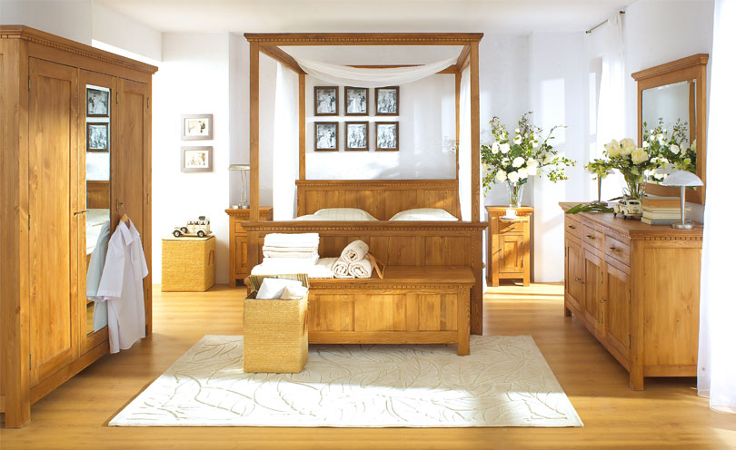 bett in berl nge komfort f r gro e menschen massiv aus holz. Black Bedroom Furniture Sets. Home Design Ideas