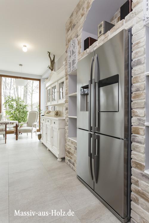 landhausk chen massiv aus holz. Black Bedroom Furniture Sets. Home Design Ideas