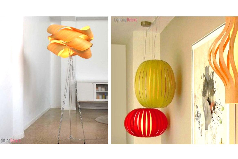 Lichtdesign für Wohnzimmer