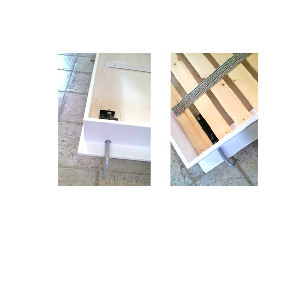 Massiv Holz Schrankbetten individuell