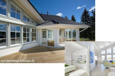 Finnisches Blockhaus nach Maß – das Original aus Skandinavien