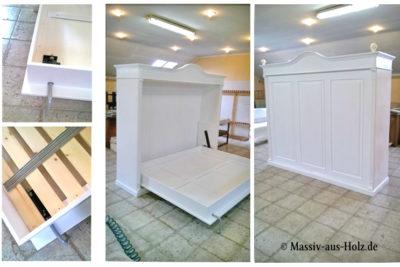Schrankbetten – große Träume auf kleinem Raum