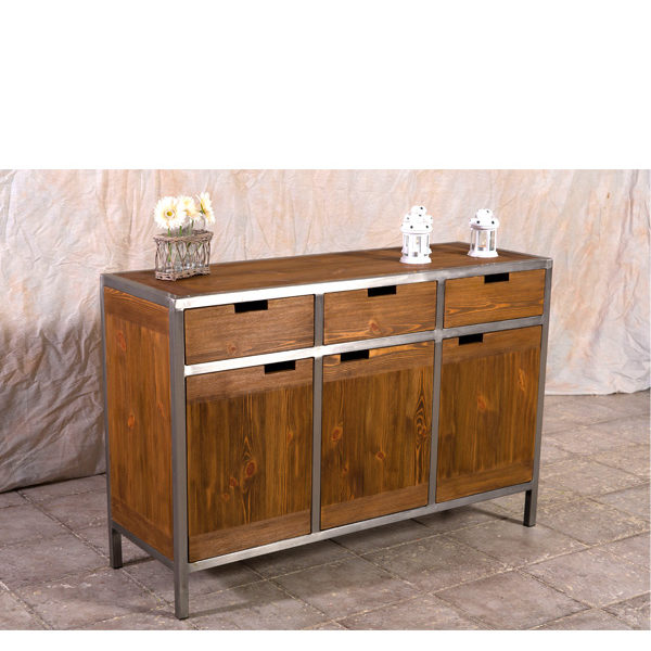 Sideboard im Industriedesign