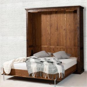 Schrankbett 140x200 cm klassisch