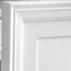 Schrank Holz Weiß