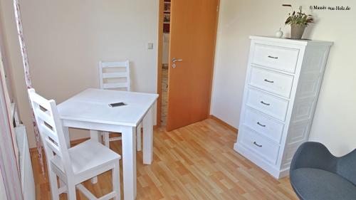Leicht & modern - urbaner Wohnstil in Weiß