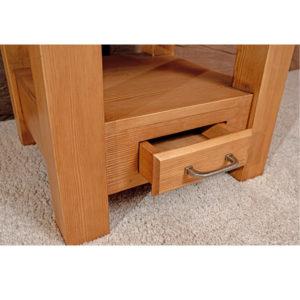Wohnzimmertisch mit Schublade