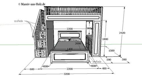 Hochbett Setzt Neue Massstabe Im Kinderzimmer Massiv Aus Holz