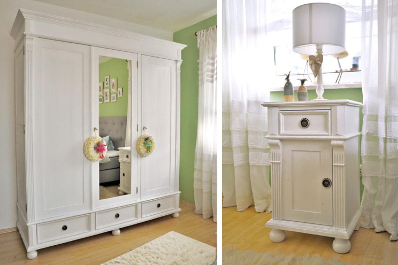 Wundervoll Landhausmöbel Weiss Foto Von Neue Möbel Zum Sommerlook