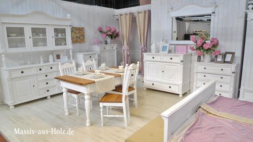 Landhausmöbel für Esszimmer und Küche