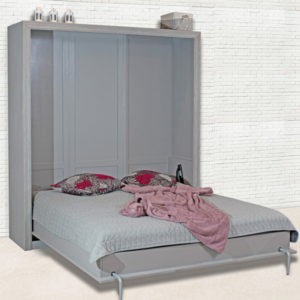 Schrankbett 120x200 cm modern