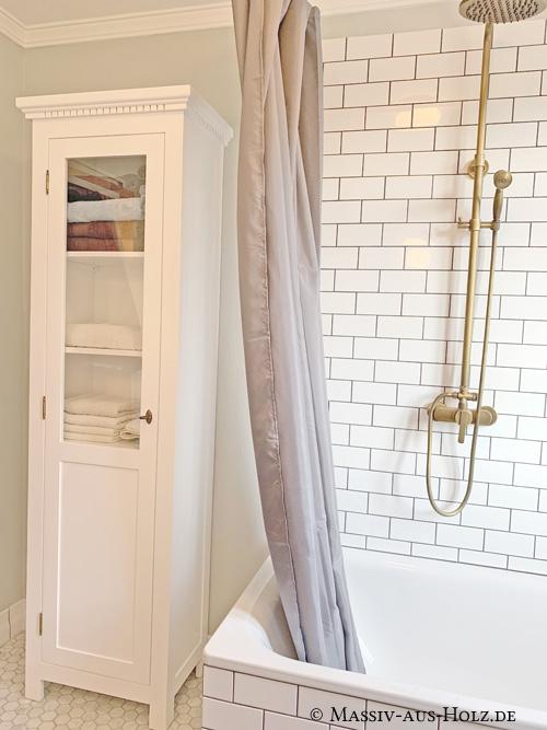 Badezimmer Möbel 100% Massivholz Kiefer