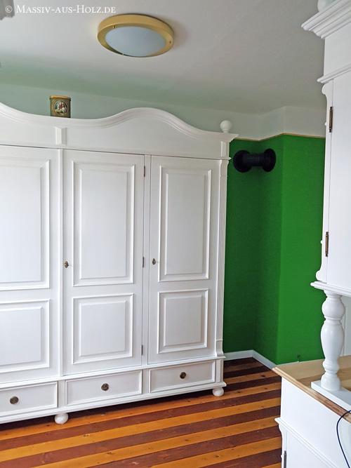 Ein Altbauhaus Seine Farben Und Passende Möbel Massiv Aus Holz