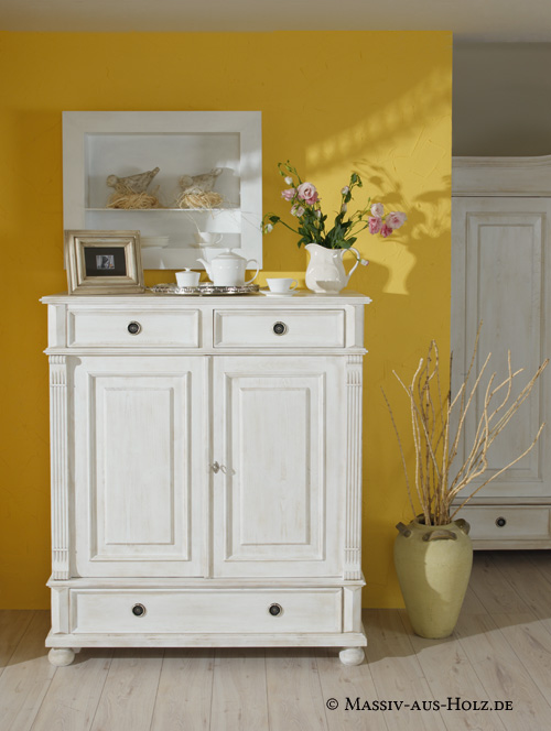 Sideboard im Landhausstil - 100% Qualität & Massivholz