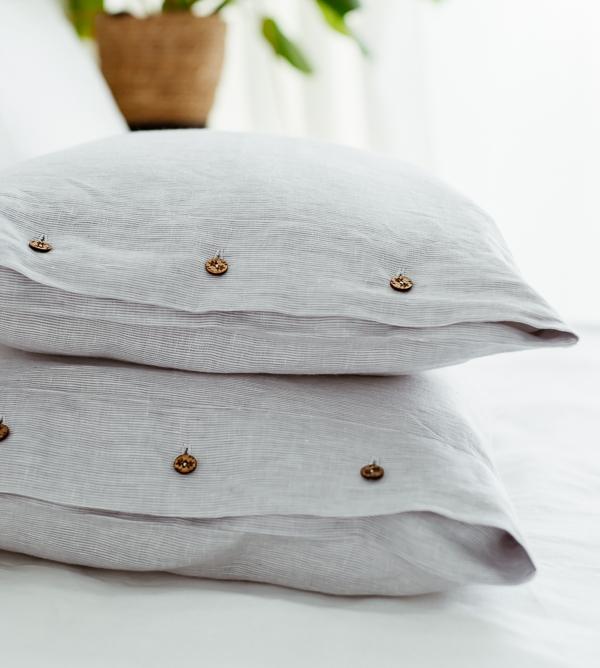 Linen Kissenbezüge