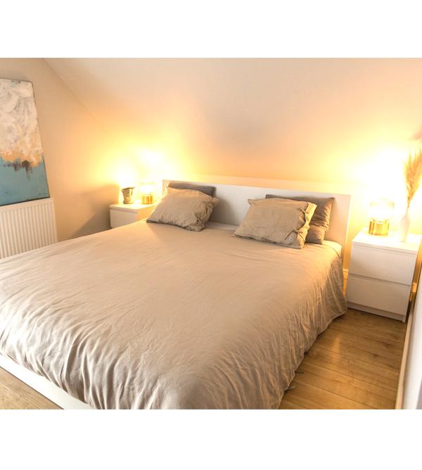 Leinen Bettbezüge Kissenbezüge Spannbettlaken