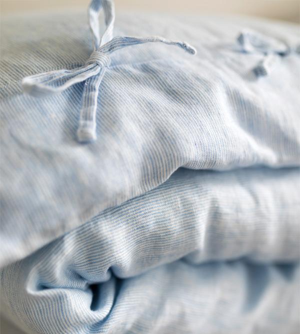 Kinder Bettbezüge aus Leinen