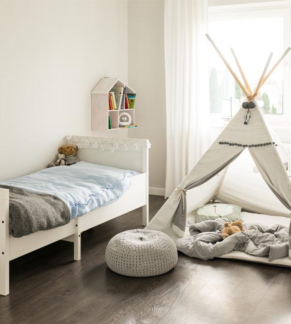 Kinderzimmer Leinen Bettwäsche